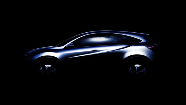 Honda Teases A Crossover, Chrysler Teases Indiana, And The BMW M6 Grand Coupe Teases Everyone
