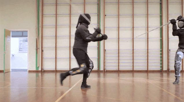 Swordfighting, As You See It In The Movies, Is A Lie