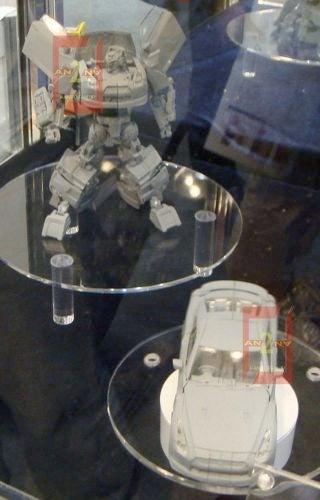 Nissan GT-R Transformers Toy Turns Godzilla Into Killer Robot