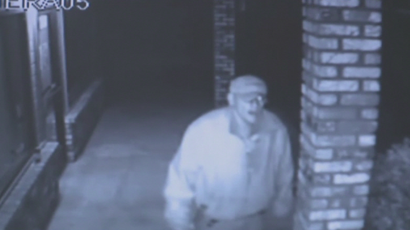 Genius Thieves Get Caught on Video By the Same Security Cameras They Were Stealing