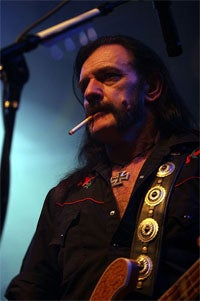 Motörhead Frontman Launching Private Entropia Universe Army
