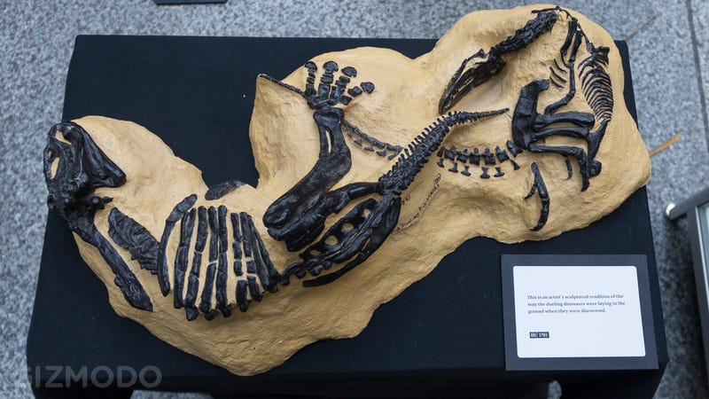 Ancient Bones and Millionaires: Dinosaurs For Sale in Manhattan