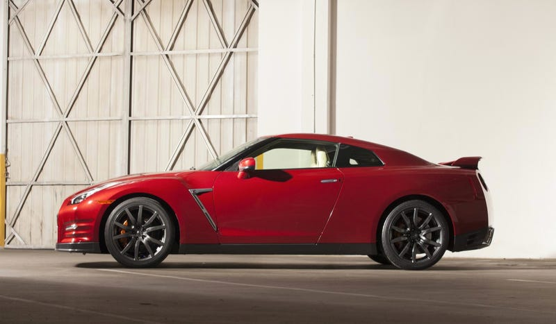 The 2015 Nissan GT-R Will Cost You More Than $101,000