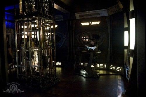 Stargate Universe Gallery
