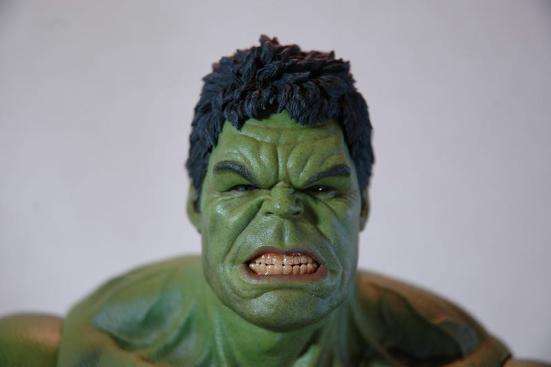 This Avengers Hulk Figure Will Smash You