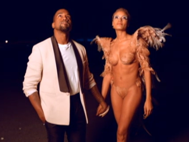 Kanye West's 34-Minute Music Video: The World's Most Expensive Lingerie Ad