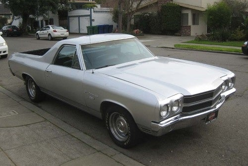 1970 Chevrolet El Camino Down On The Alameda Street