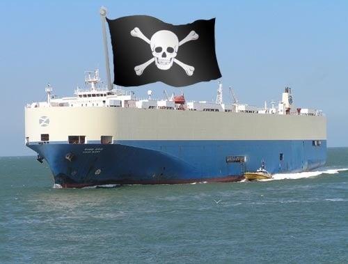 Somali Pirates Capture Cargo Ship Full Of Hyundais