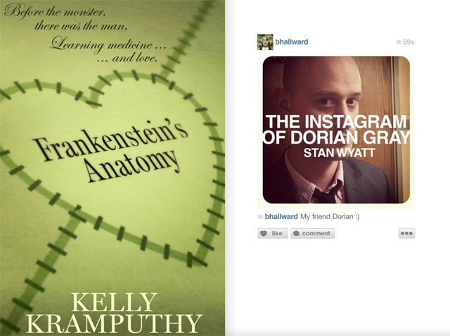 The Instagram of Dorian Gray and other imaginary updated novels