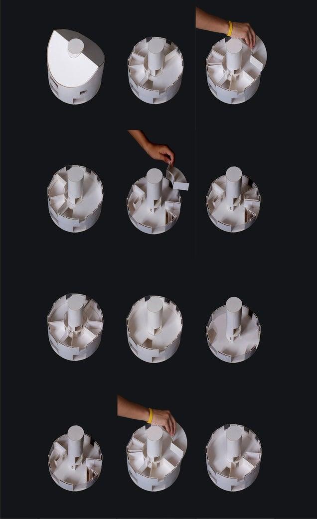 Architects - Magazine cover