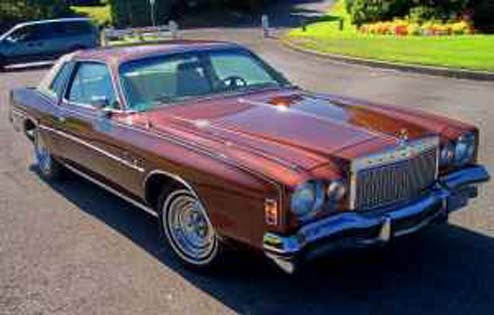 Nice Price Or Crack Pipe: Immaculate '77 Cordoba For 7900 Bucks?