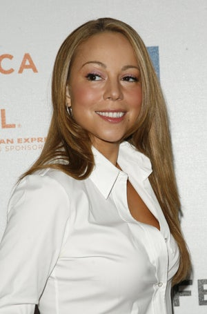 Mariah Carey E-Mails Vogue Editor From Honeymoon