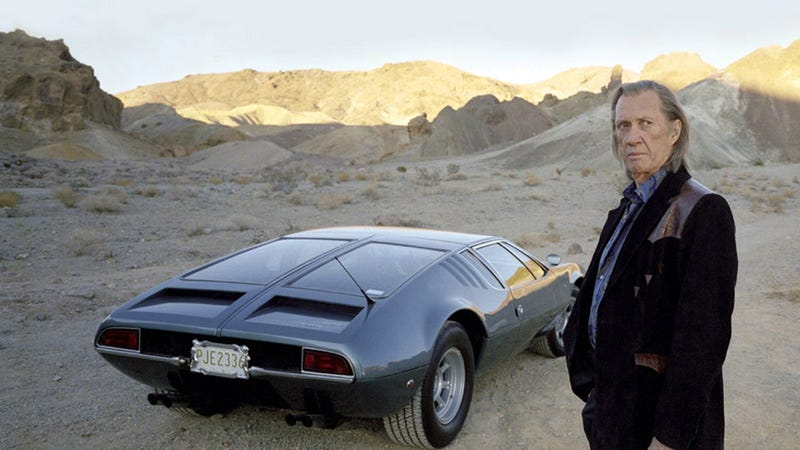 David Carradine Wanted To Drive A Cadillac Cien In Kill Bill 2