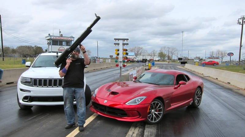 Can You Build A Potato Gun That's Faster Than A Viper?