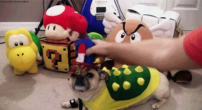 You'll Suddenly Feel Awful About Jumping on Bowser's Head