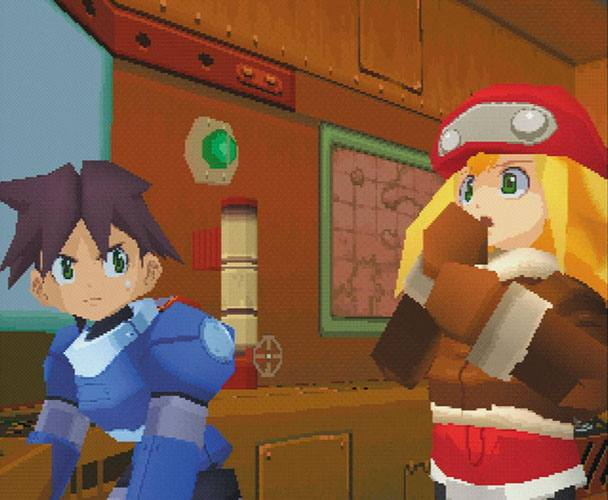 Game of The Week-MegaMan Gets Equipped With a Last Name