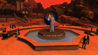 <i>Star Trek Online</i>'s Memorial For Leonard Nimoy Is Here And Perfect