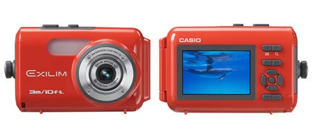 Casio EWC-10: Exilim Case for Snorkelers and Beach Bums