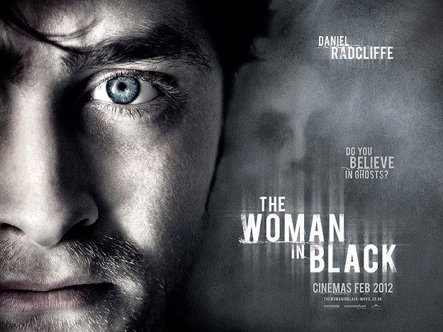 The Woman in Black UK Quad Poster