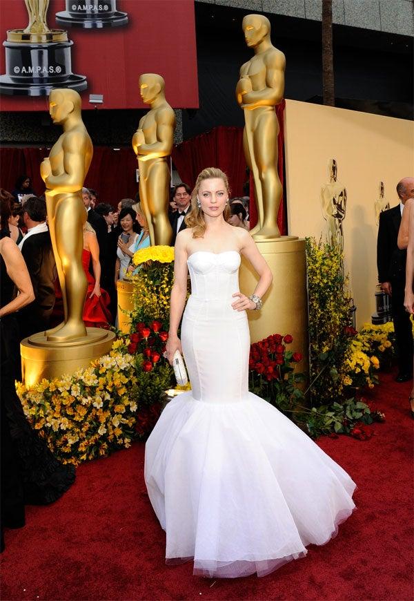 Melissa George: Oscar Magic Barbie