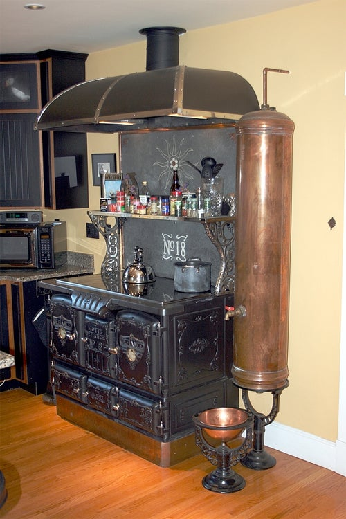 Tell Us This Isn't The Greatest Steampunk House Ever Gallery