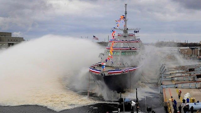 Navy's New Minehunter Can't See or Stop Mines