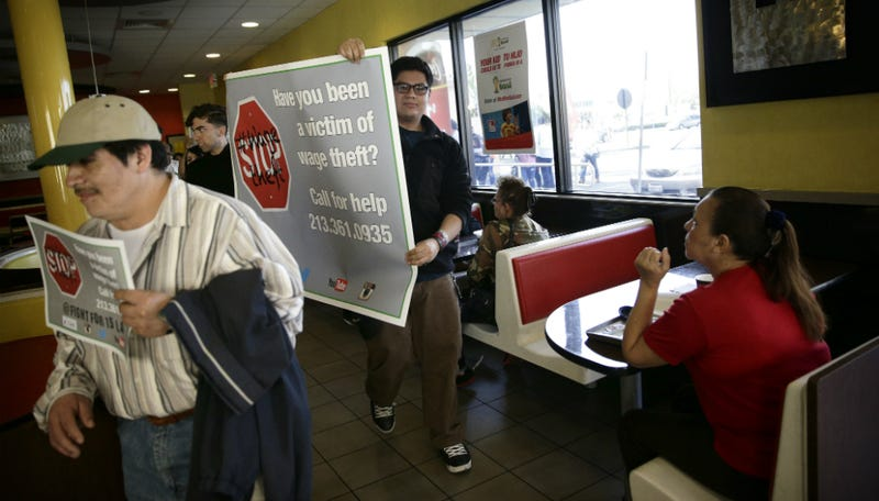 Fast Food Employees Are Already Starting to Win Wage Lawsuits