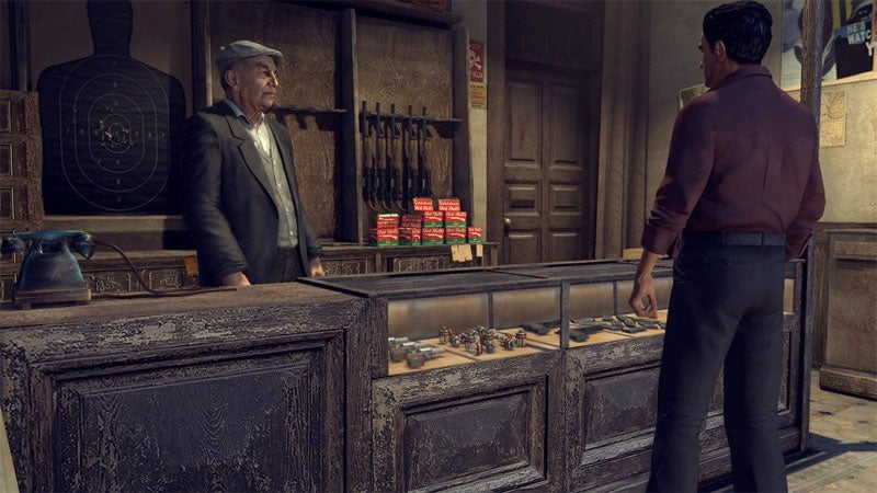 Italian American Group Claims Victory In Making Mafia II Launch Party Lame