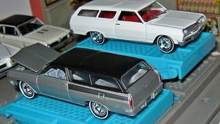 Wagon Wednesday: JL '65 Chevy Wagons
