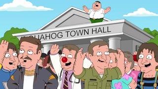 Illuminati Sacrificed Robin Williams, <em>Family Guy</em> Repeat Proves