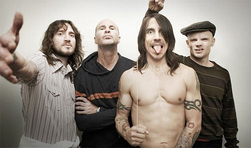 Rumor: Guitar Hero: Red Hot Chili Peppers In The Works