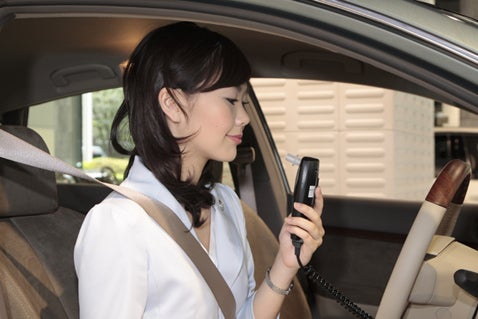 Nissan testing in-car breathalyzer