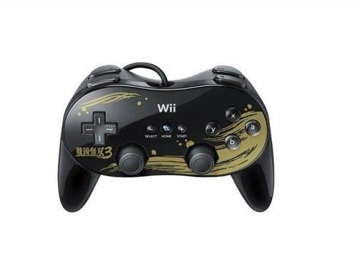 Samurai Warriors Unsheathes Wii Classic Controller
