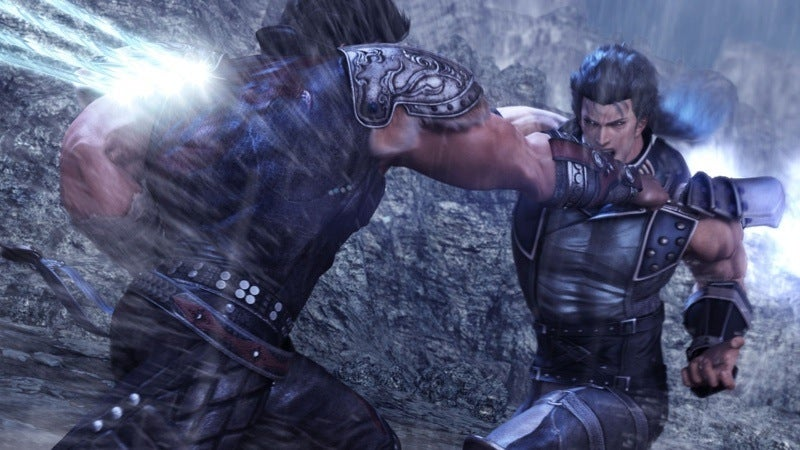 New Fist of The North Star Screens/Art Already Dead