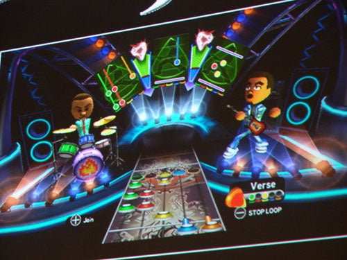 GH: World Tour Wii Gets Mii Freestyle, Air Drums