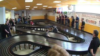 The Euro Slot Car Championships Are So Ridiculously Stupid Fast