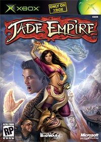 Jade Empire Is Your Next Xbox Original