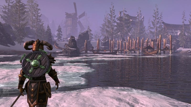Would You Pay $15 A Month For The Elder Scrolls Online?