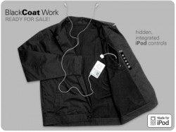 Koyono BlackCoat: iPod Jacket