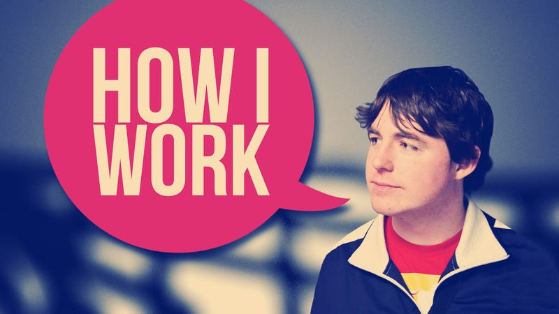 "I'm Adam ""Atomic"" Saltsman, and This Is How I Work"