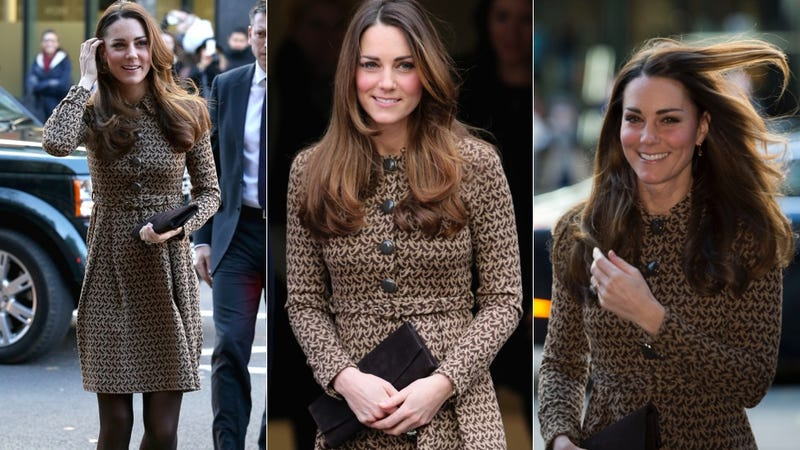 Kate Middleton Put a Bird on It Today
