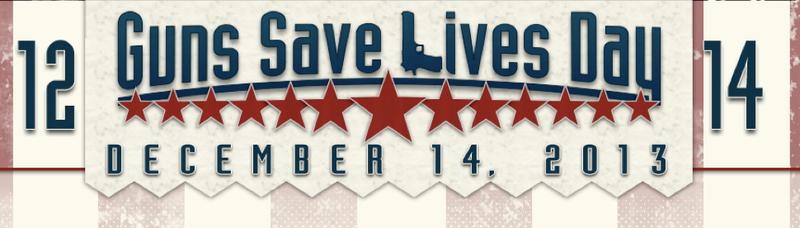 """Gun Groups Declare Newtown Massacre Anniversary """"Guns Save Lives Day"""""""