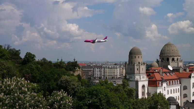 Ha Budapesten vagy, nézz fel az égre!