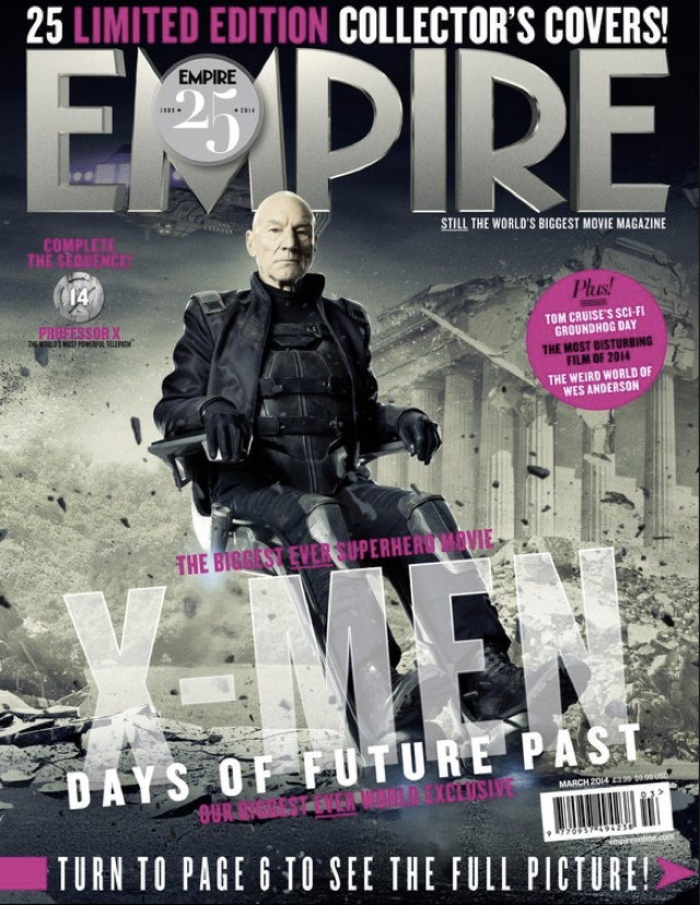 Dear God, what has X-Men: Days of Future Past done to Quicksilver?