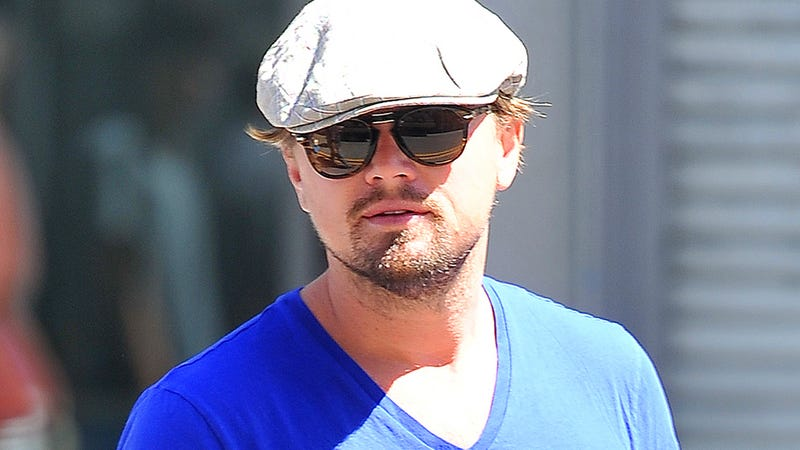 Here Is a Video of Leonardo DiCaprio Dancing Wildly at Coachella
