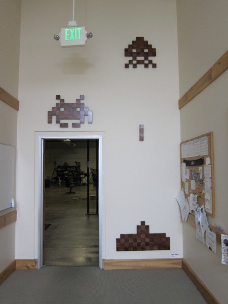 Would You Like Some 8-Bit Wood?