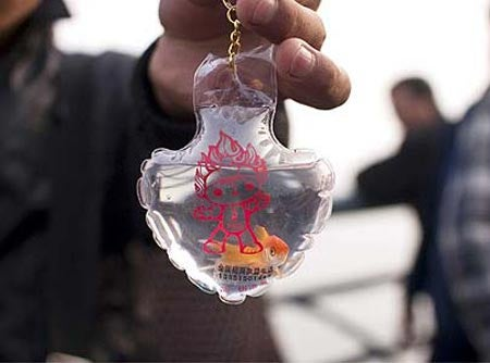Sealed Goldfish Keychains are a Bit More Upsetting Than Most Keychains