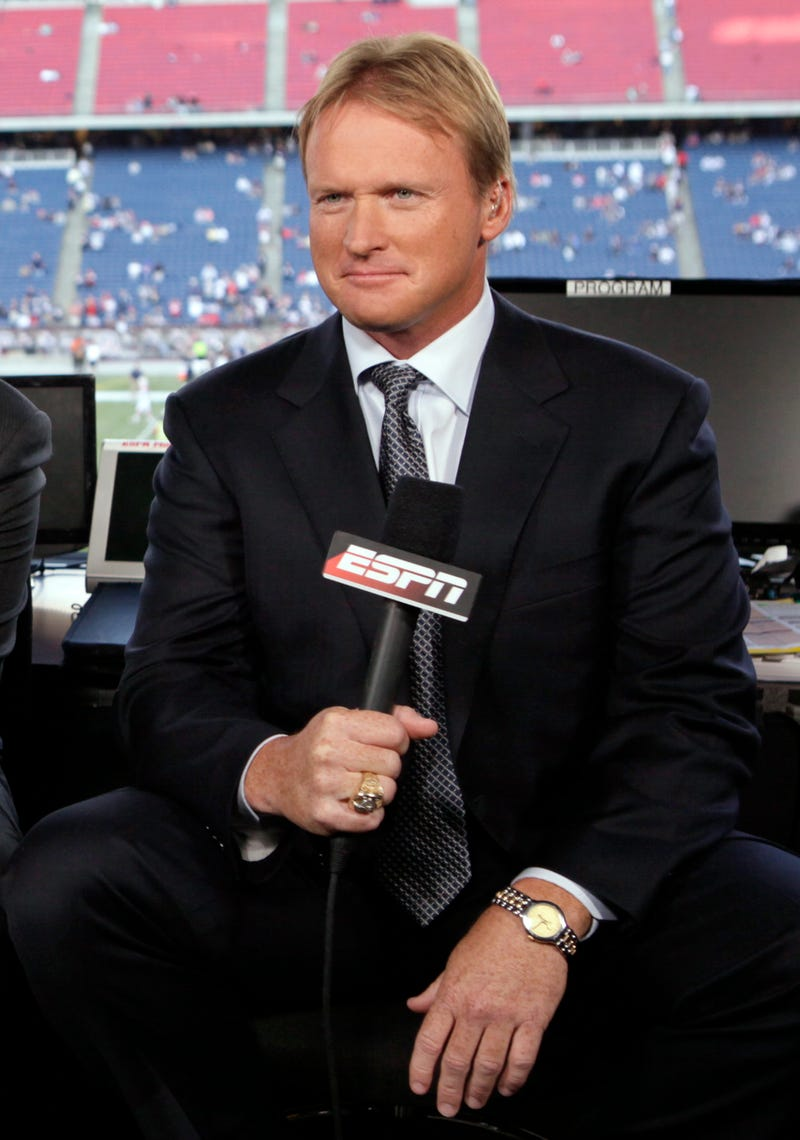 Let The Gruden-To-Philadelphia Rumors Commence