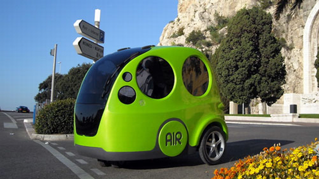 The Ten Strangest Alternative Fuel Cars Ever Built