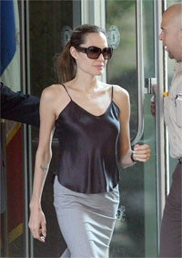 Angelina Jolie & St. John: Breaking Up Is Hard To Do